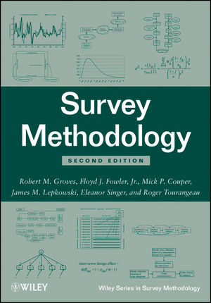 Survey Methodology, 2nd Edition (1118166795) cover image