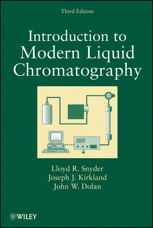 Introduction to Modern Liquid Chromatography, 3rd Edition (1118210395) cover image