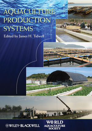 Aquaculture Production Systems (1118250095) cover image