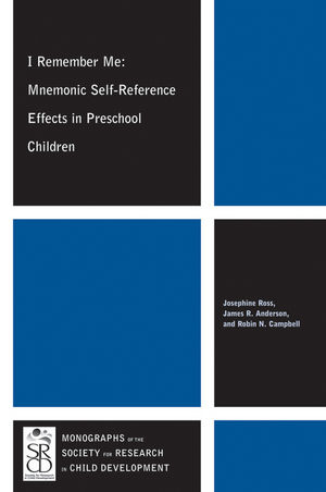 I Remember Me: Mnemonic Self-Reference Effects in Preschool Children