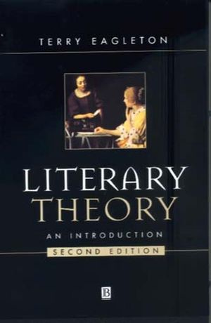 Literary Theory: An Introduction, 2nd Revised Edition, Anniversary Edition (1118306295) cover image
