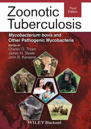 Zoonotic Tuberculosis: Mycobacterium bovis and Other Pathogenic Mycobacteria, 3rd Edition (1118474295) cover image