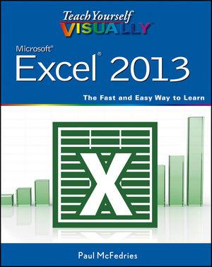 Teach Yourself VISUALLY Excel 2013