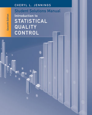 Student Solutions Manual to accompany Introduction to Statistical Quality Control, 7e