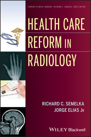 Health Care Reform in Radiology (1118642295) cover image