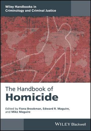 The Handbookof Homicide (1118924495) cover image