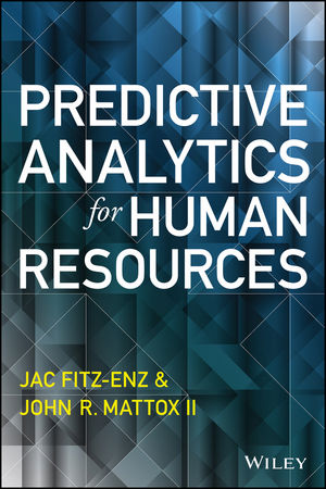 Predictive Analytics for Human Resources (1118940695) cover image