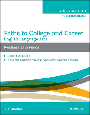 English Language Arts, Grade 7 Module 4: Reading and Research, Teacher Guide