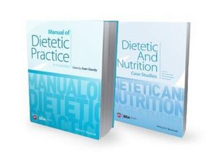 Manual of Dietetic Practice 5e & Case Studies Set