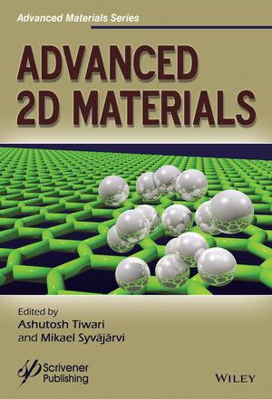 Advanced 2D Materials (1119242495) cover image