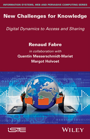 New Challenges for Knowledge: Digital Dynamics to Access and Sharing (1119378095) cover image