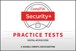 CompTIA Security+ Practice Tests Digital Access Code