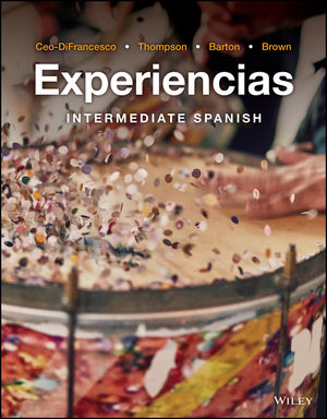 Experiencias: Intermediate Spanish