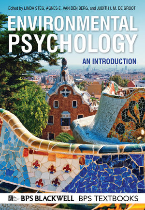 Environmental Psychology: An Introduction (1119942195) cover image