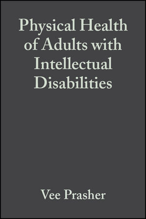 Physical Health of Adults with Intellectual Disabilities (1405102195) cover image
