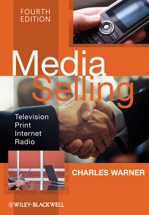 Media Selling: Television, Print, Internet, Radio, 4th Edition (1405158395) cover image