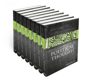 The Encyclopedia of Political Thought (1405191295) cover image