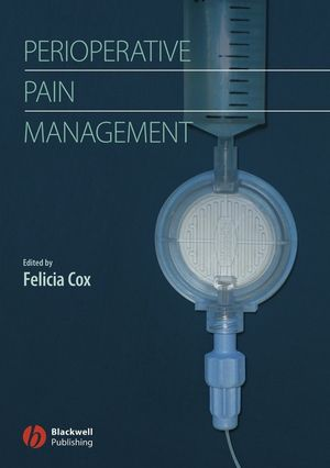 Perioperative Pain Management (1444309595) cover image