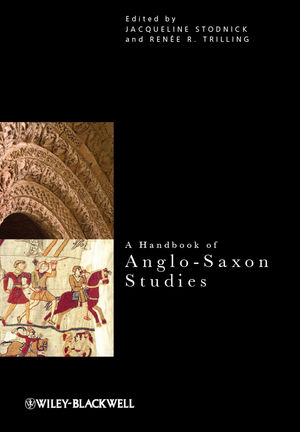 A Handbook of Anglo-Saxon Studies (1444330195) cover image