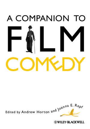 A Companion to Film Comedy (1444338595) cover image