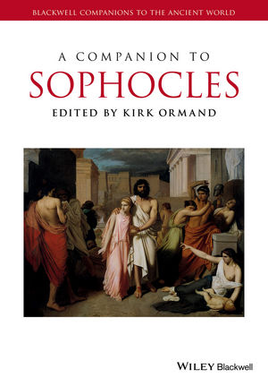 A Companion to Sophocles (1444356895) cover image