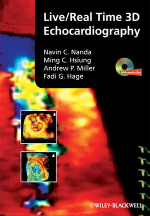 Live/Real Time 3D Echocardiography  (1444390295) cover image