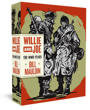 Willie And Joe: The WWII Years