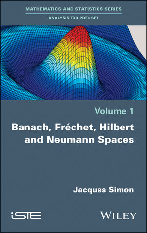 Banach, Fréchet, Hilbert and Neumann Spaces (1786300095) cover image