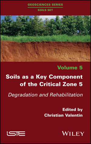 Soils as a Key Component of the Critical Zone 5: Degradation and Rehabilitation
