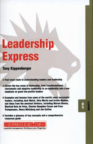 Leadership Express: Leading 08.01