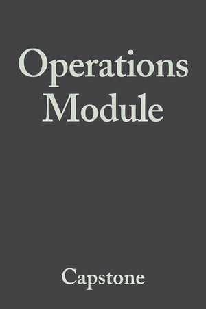 Operations Module
