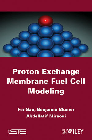 Proton Exchange Membrane Fuel Cells Modeling (1848213395) cover image