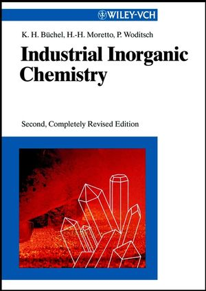 Industrial Inorganic Chemistry, 2nd Completely Revised Edition
