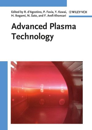 Advanced Plasma Technology (3527622195) cover image