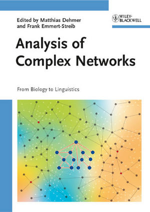 Analysis of Complex Networks: From Biology to Linguistics (3527627995) cover image