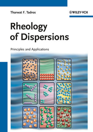 Rheology of Dispersions: Principles and Applications (3527632395) cover image