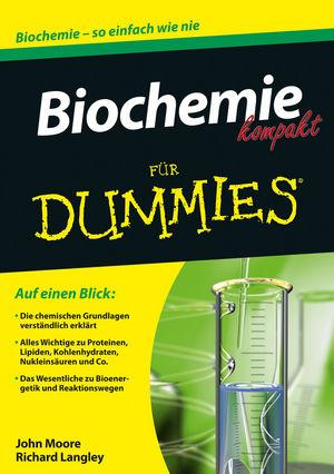 Biochemie kompakt für Dummies (3527691995) cover image