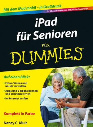 iPad für Senioren für Dummies, 3. Auflage