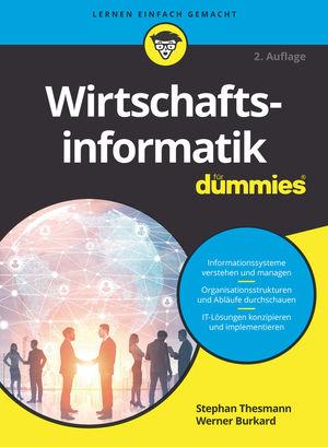 Wirtschaftsinformatik für Dummies, 2. Auflage