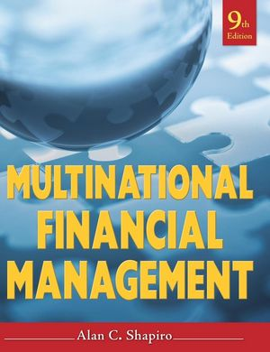 Multinational Financial Management, 9th Edition (EHEP000295) cover image