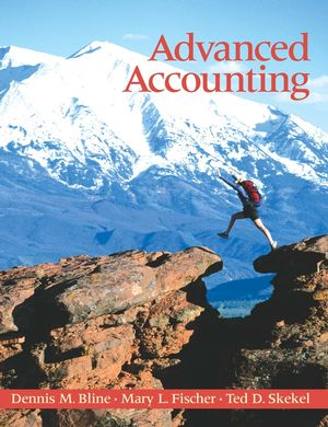 Advanced Accounting (EHEP000395) cover image