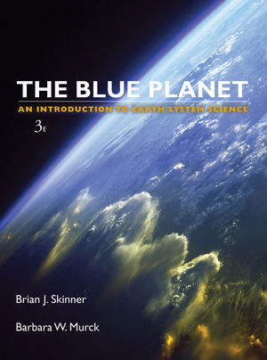 The Blue Planet: An Introduction to Earth System Science, 3rd Edition (EHEP001795) cover image