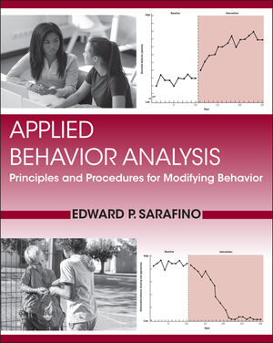 Applied Behavior Analysis: Principles and Procedures in Behavior Modification (EHEP001995) cover image