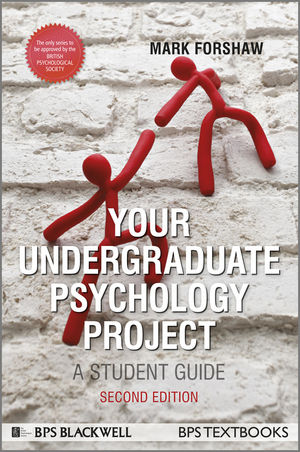 Your Undergraduate Psychology Project , 2nd Edition (EHEP002195) cover image