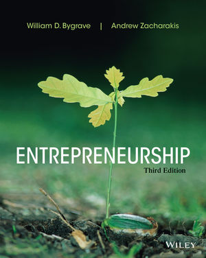 Entrepreneurship, 3rd Edition (EHEP002895) cover image