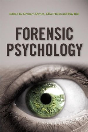 Forensic Psychology (EUDTE00295) cover image