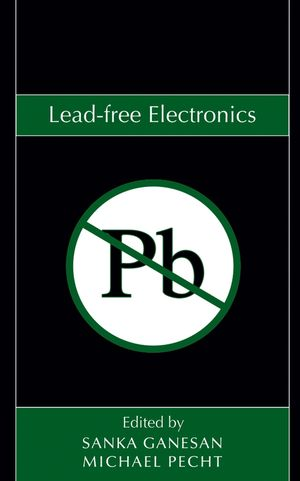 Lead-free Electronics (0470007796) cover image