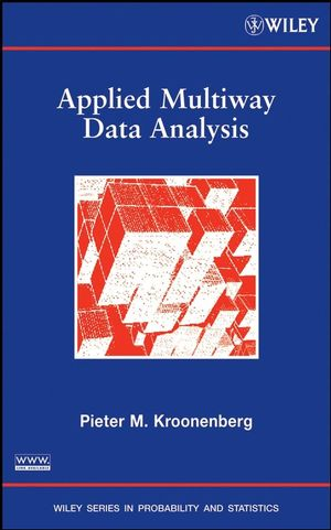 Applied Multiway Data Analysis (0470237996) cover image