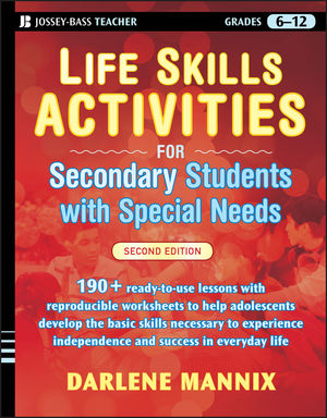 Life Skills Activities for Secondary Students with Special Needs, 2nd Edition