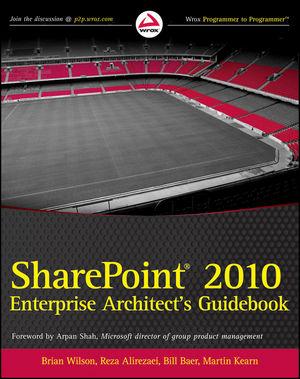 SharePoint 2010 Enterprise Architect